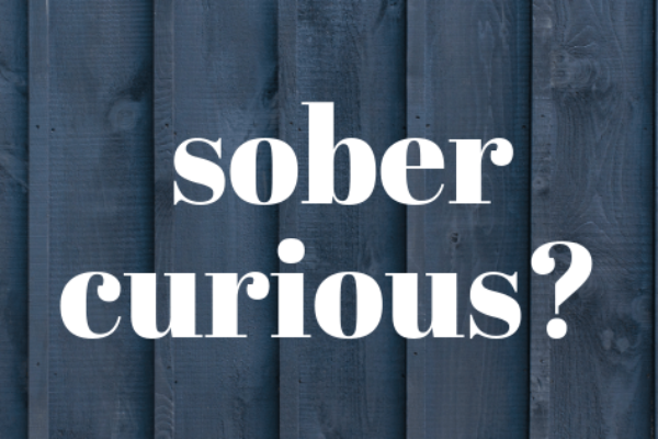 what does it mean to be sober-curious