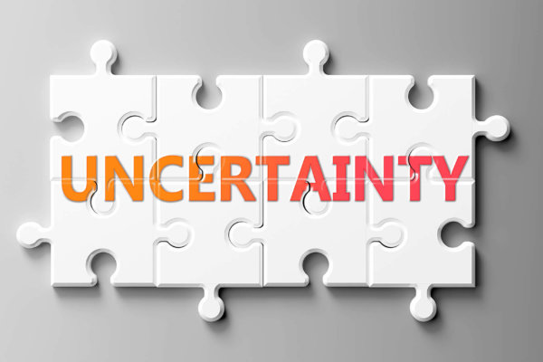 how to withstand fear in predictable certainty