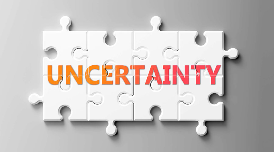 How to Withstand Fear in Predictable Uncertainty