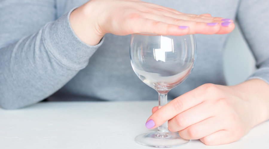 What to Say When You're Not Drinking